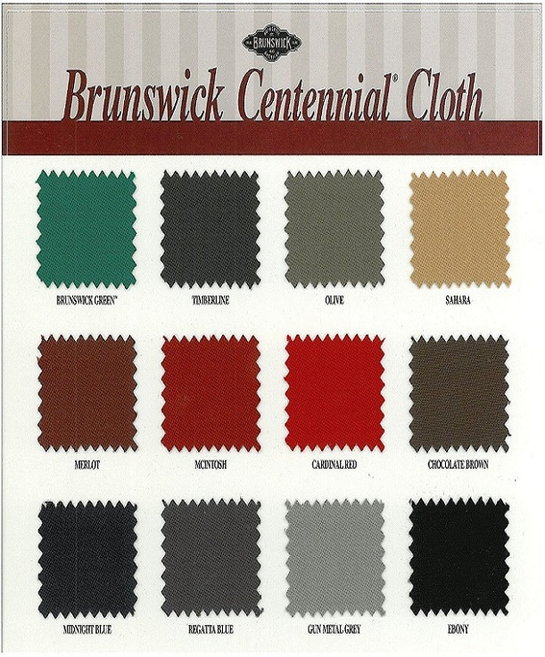 Brunswick Centennial Cloth