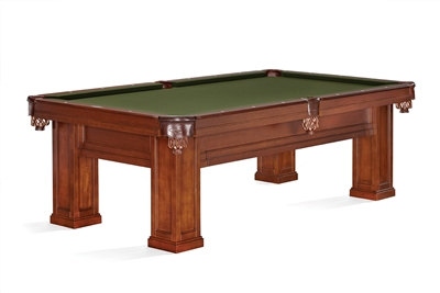 Brunswick Contender Oakland Pool Table