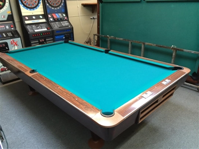 Certified PreOwned Pool Tables Plus Daytona Beach FL - Brunswick gold crown pool table for sale