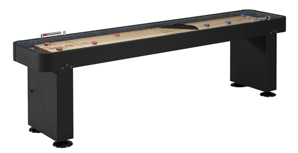 Legacy heritage 12 foot shuffleboard table for 12 foot shuffle board table