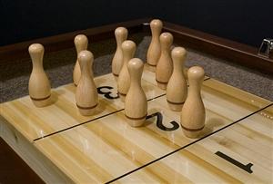 Shuffleboard Bowling Pins